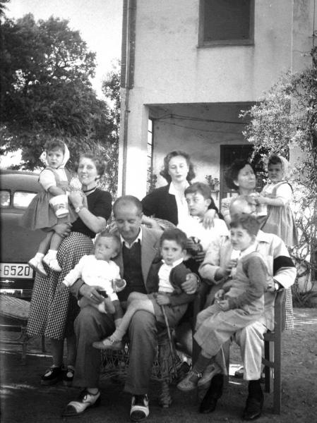 La familia Panero