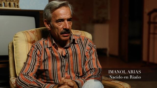 El actor Imanol Arias