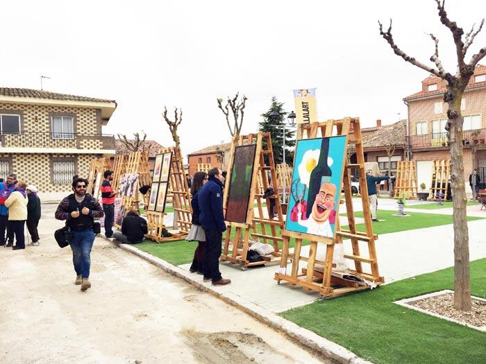 Exposición Villalart 2016.
