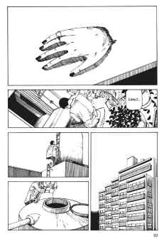 Una de las páginas de Fetus Collection Fuente ECC Ediciones