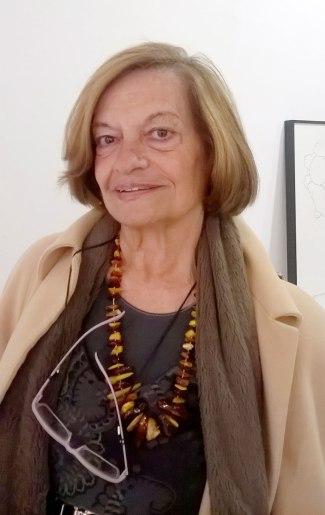 Teresa Gancedo. Foto: Eloísa Otero.