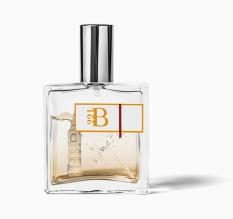 Etiquetado frontal y trasero de 2218 diseñado por Laura Oreja para Perfumería Emocional para anósmicos.