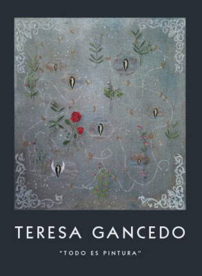 Portada del libro de Teresa Gancedo.