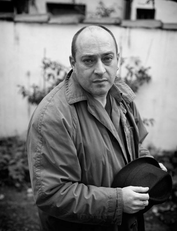 Víctor M. Díez. Fotografía: José Ramón Vega.