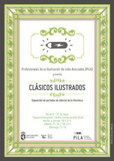 """""""Clásicos ilustrados"""""""