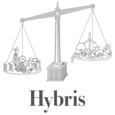 Hybris. Logo