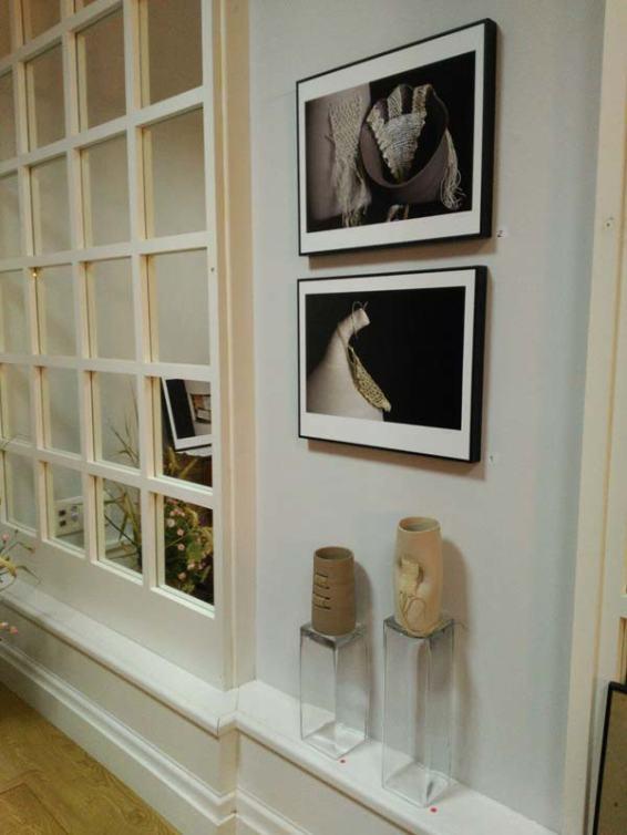"""Exposición """"Crisálidas"""". Fotografía: Marina Sanz."""