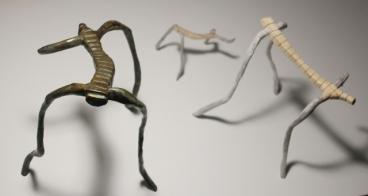 Agustin García. Escultura