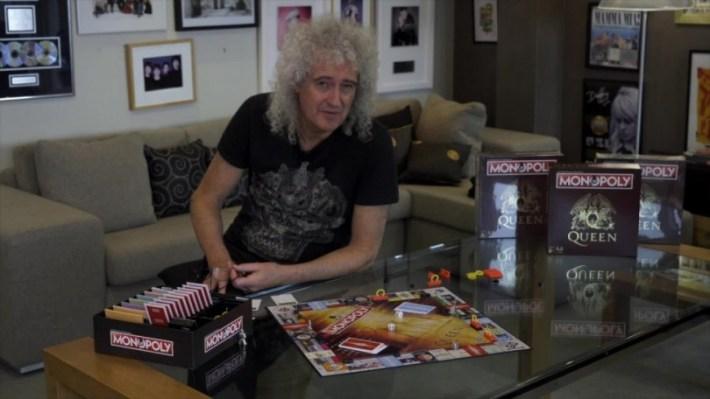 Cuesta imaginar por qué habrá vendido May la imagen de Queen y por qué habrá tratado de suplir al insustituible Freddy.jpg