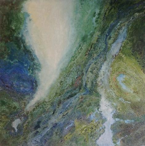 Paz Balmori. Pintura