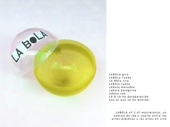 Poesia LABOLA Nº 1
