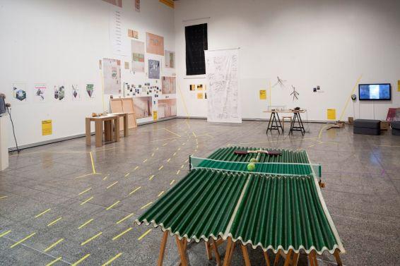 Exposición AyNT en el Laboratorio 987 del Musac