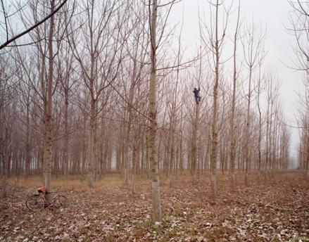 Gerardo Custance Turcia, 2007. De la serie Órbigo Fotografía Gerardo Custance, VEGAP, 2017. Cortesía de MUSAC.