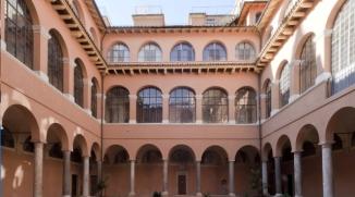 Academia de España en Roma_ Fotografía Academia de España en Roma.