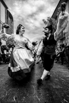 4º premio. Carlos Javier Nestar. 'El baile del tuercebotas'