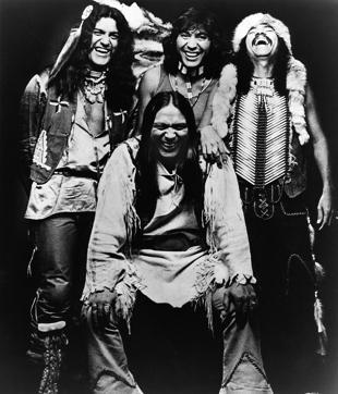 Genuinos %27pieles rojas%27%2c Redbone reflejan en sus canciones episodios de la historia de los indíos norteamericanos.jpg