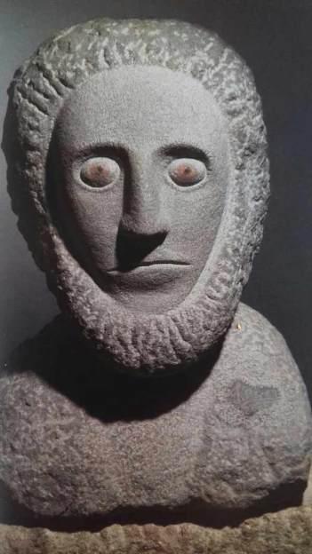 © Obra del escultor leonés Jonás Pérez.