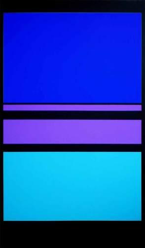 """Pintura de Luis Medina. Serie """"Planos"""". 20011E."""