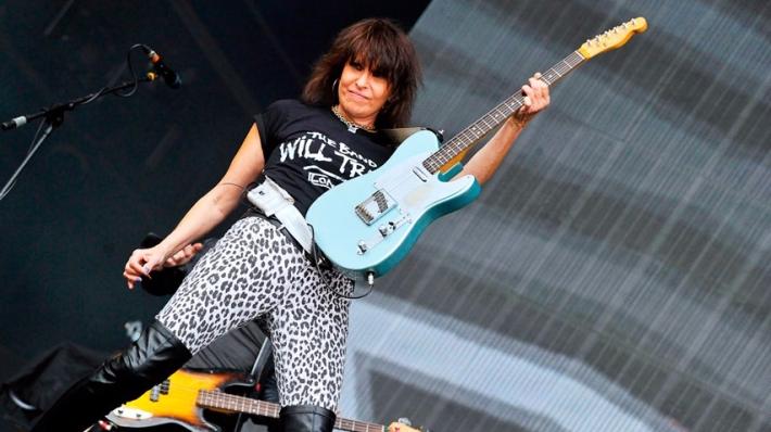 Chrissie Hynde líder de Pretenders dijo a un maleducado público lo que la mayoría de músicos piensan del uso de móviles en los conciertos