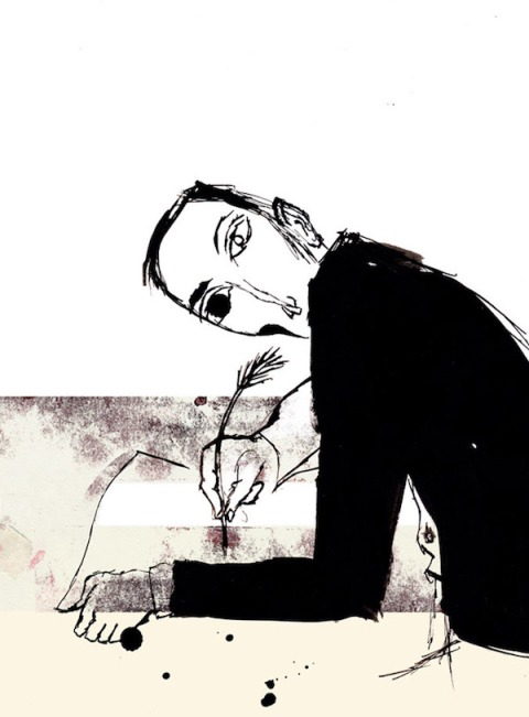 Ilustración de Javier Zabala.