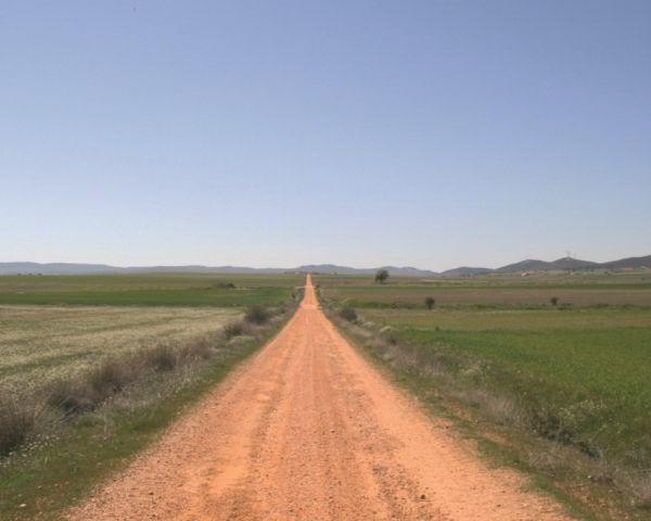 Gabriel Díaz. Tres Caminos, Once Pasos, 2005-2007 (Camino de la Plata). Foto © Mark Ritchie