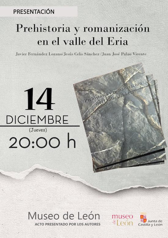 Resultado de imagen de Prehistoria y romanización en el valle del Eria. Sociedad y minería antigua