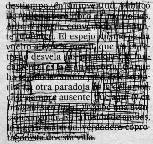 Eduardo Torres. El hombre que rayaba periódicos [detalle] de Rosendo Cid