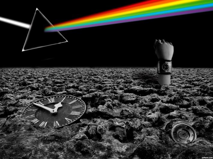 Pink Floyd dedicaron al tiempo algunas de sus mejores canciones.jpg