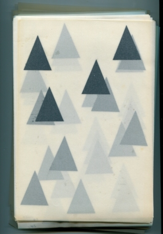 José Luis Castillejo El libro de la figura (selección), s. a. [¿1971-1973?] Staatsgalerie Stuttgart, Graphische Sammlung