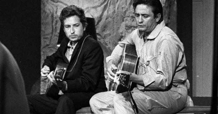 Bob Dylan escribió %27Wanted man%27%2c %27Buscado%27%2c y Johnny Cash la convirtió en clásico.jpg