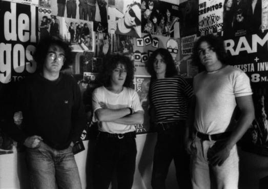 La banda leonesa en 1993