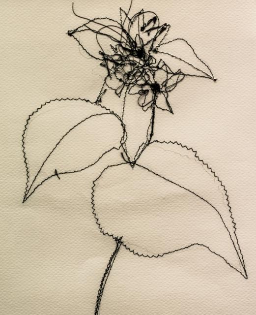 "De la serie ""Bloom"", obra de Virginia Calvo."