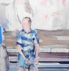 06. Saracho_watermark, 40 x 40 cm