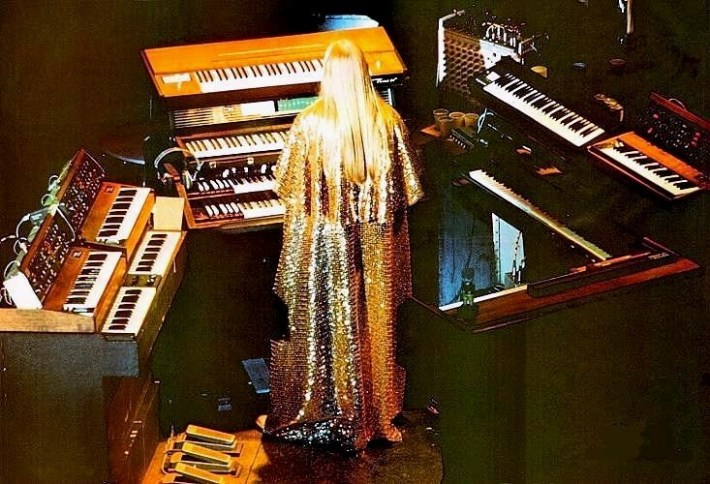Resultado de imagen de Rick Wakeman (The Six Wives of Henry VIII) 1973
