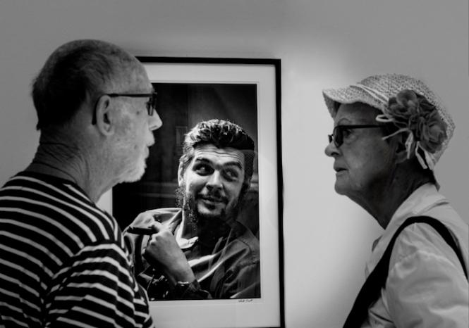 """""""Feedback"""", fotografía de Carmen Coque ganadora del IV Concurso de Fotografía Museo de León."""