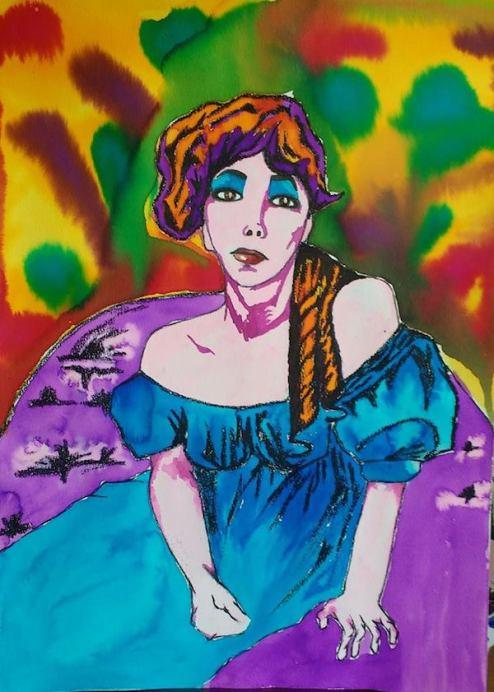 """La niña de Luzmela"", obra de Corina Rodríguez Anievas basada en la novela homónima."