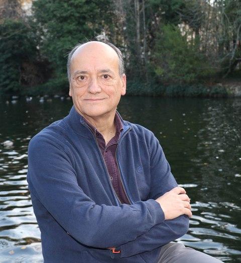 Gustavo Martín Garzo. Fotografía: Henar Sastre.