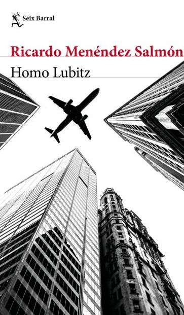 Portada 'Homo Lubitz'.