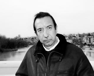 Tomás Sánchez Santiago. Fotografía: Guillermo Gallego.