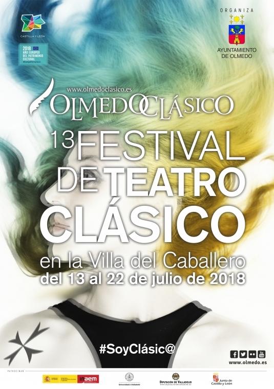 cartel Olmedo Clásico 2018kokotriso