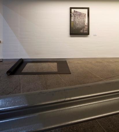 Nader Koochaki. Cielo abierto_ Vista de la exposición en MUSAC_2018 (5)