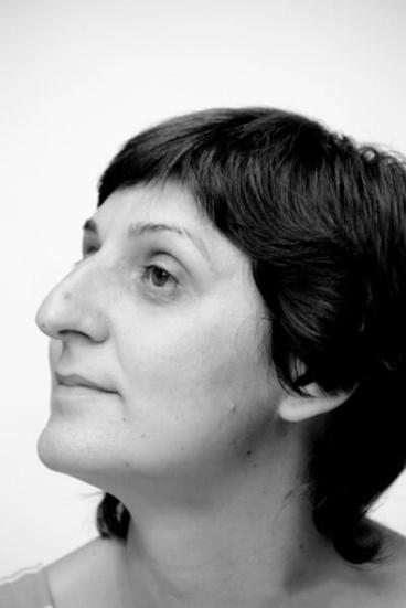 La poeta Paz Martínez