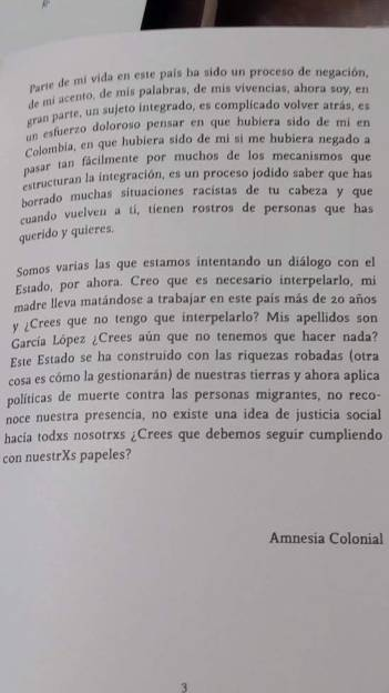 Del libro 'Madrid negro', de Yeison Fernando García López.