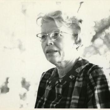 Lorine Niedecker.