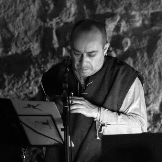 """Víctor M. Díez en """"Tirando del hilo""""."""