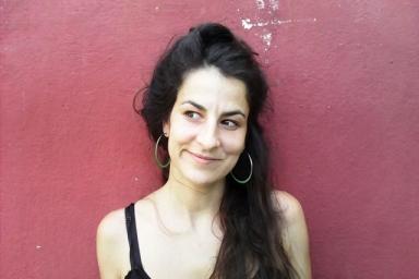 Nuria Guell. Fotografía: LeviOrta