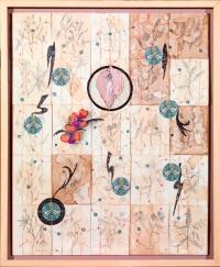Teresa Gancedo. De la serie Mosaicos, 2010 – 2014