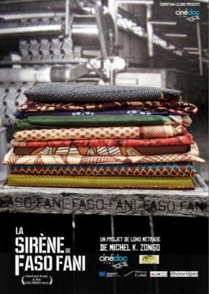 'La siréne de Faso Fani aka' . Michel K. Zongo