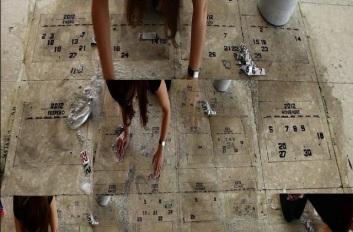'FREgando el olvido'. Ana Marcos.