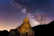 Jorge Tocino. 'Vía Láctea sobre Geras'